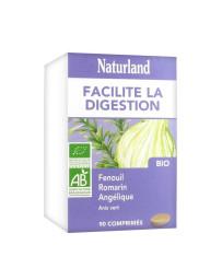 Naturland - Digestion - Comprimés Bio