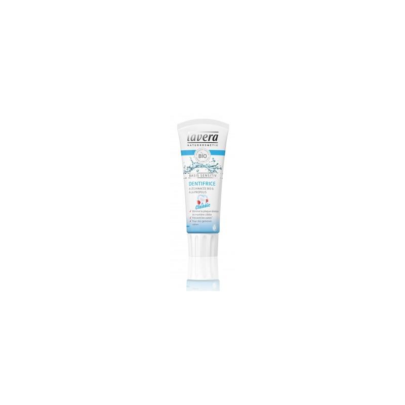 Lavera Dentifrice Echinacée bio Propolis Classic basis sensitiv 75ml