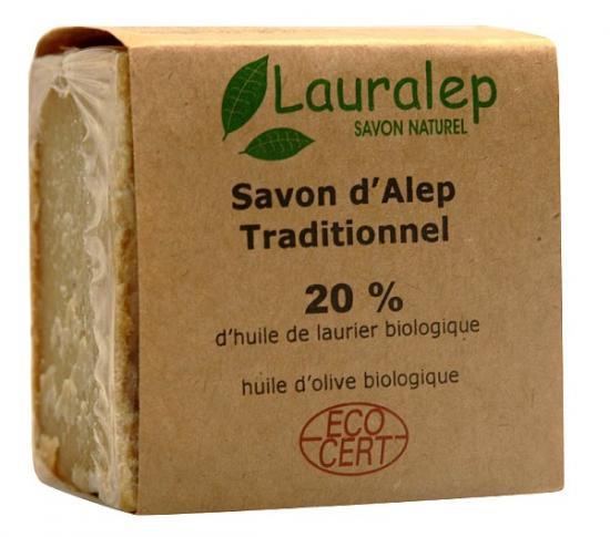 savon d'alep antiseptique