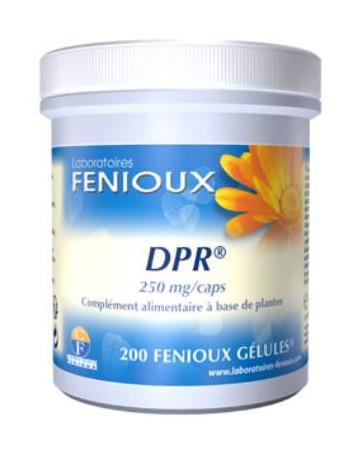 FENIOUX - DPR® Gélules - Flacon de 200 gélules
