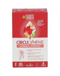 Santé verte - Circulymphe® 60 comprimés