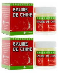 Monapharm - Baume de Chine 2x30ml - massage balm