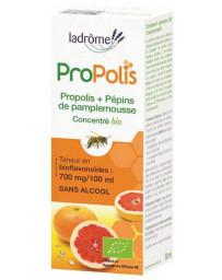 Ladrôme Concentré Propolis Pépins de Pamplemousse sans alcool 50 ml