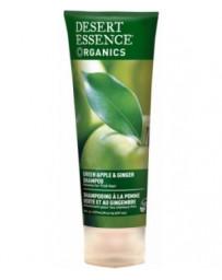 Pharma 5 avenue Shampooing à la pomme et au gingembre 237ml Desert Essence - produit d'hygiène capillaire BIO US