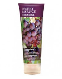 Shampooing au raisin rouge d'Italie 237 ml Desert Essence - shampooing BIO US Pharma 5 avenue