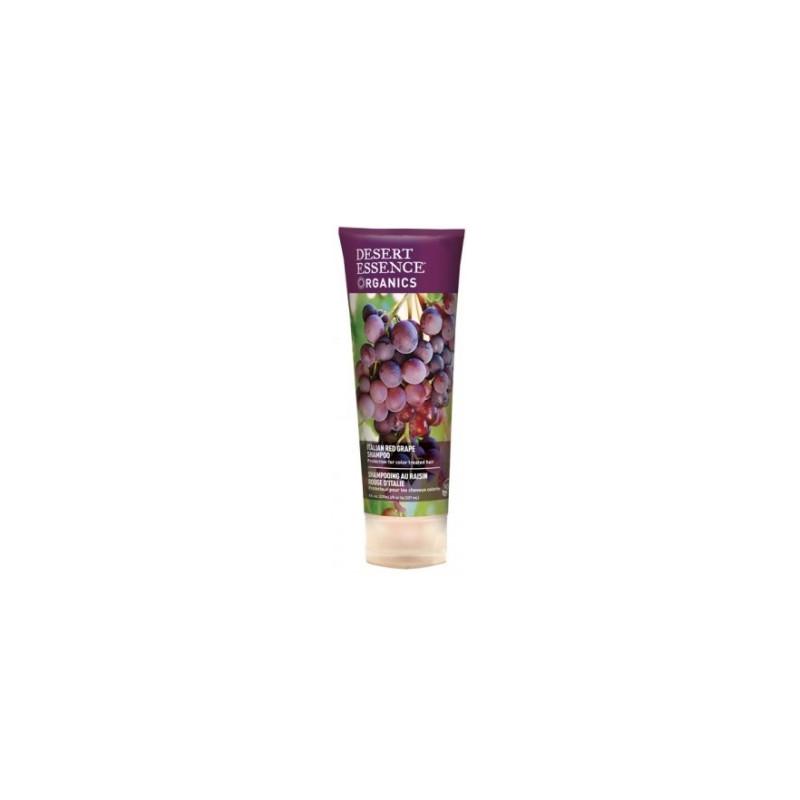 Shampooing au raisin rouge d'Italie 237 ml Desert Essence - shampooing BIO US Pharma 5 avenue