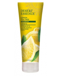 Desert Essence Shampooing au citron 237 ml