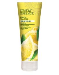 Pharma 5 avenue Après shampooing revitalisant au citron 237ml Desert Essence - produit d'hygiène capillaire BIO US