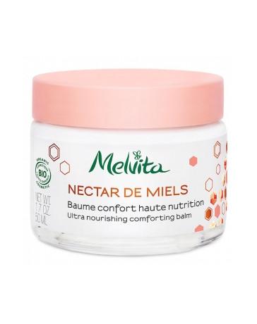 Baume confort Haute nutrition 50ml Melvita - cosmétique biologique