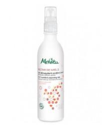 Lait démaquillant confort 200ml Melvita - cosmétique biologique