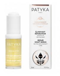 Elixir nuit réparateur 15ml Patyka - cosmétique biologique