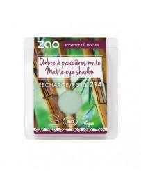 Recharge ombre à Paupières 214 Vert d'eau mat 3g Zao - produit de maquillage bio écologique