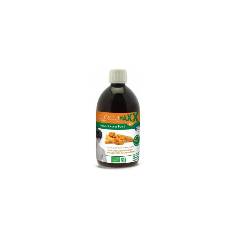 Curcumaxx Bio 95% 250ml Curcumaxx - complément alimentaire biologique