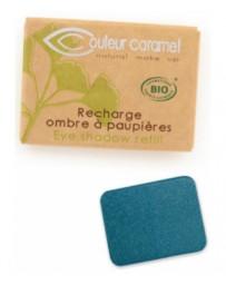 Recharge Ombre à paupières n°161 Blu 1.3g Couleur Caramel - produit de maquillage biologique