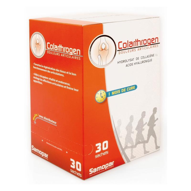Colarthrogen - Boîte de 30 Sachets