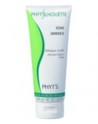 Toni-jambes -Crème décongestionnante 200g Phyt's - cosmétique biologique