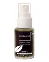 Stimulant épidermique et antiseptique Naturoderm Pulvérisateur 30ml Phyt's - produit de soin de l'épiderme