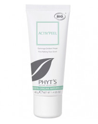 Activ Peel Gommage à grains 40g Phyt's - soin pour le visage