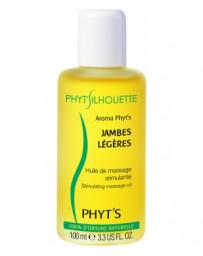Aroma Phyt's Jambes Légères Huile de massage stimulante 100ml Phyt's - cosmétique biologique