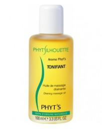 Aroma Phyt's Tonifiant huile de massage 100ml Phyt's - cosmétique biologique