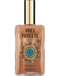 Voile pailleté 100ml Phyt's - cosmétique biologique