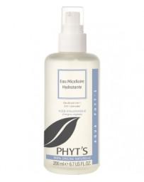 Aqua Phyt's Eau Micellaire Hydratante 200ml Phyt's - produit de nettoyage pour le visage