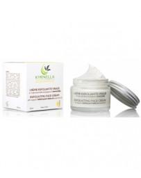 Crème exfoliante à l'huile essentielle biologique d'immortelle 50 ml Kyrnella - cosmétique naturel