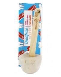 Dentifrice solide à la cannelle 17g Lamazuna - produit d'hygiène bucco dentaire