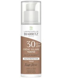 Crème teintée SPF 30 50ml Alga Maris - cosmétique biologique