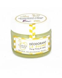 Baume déodorant Le Sucré 50 gr Clémence et Vivien - soin pour le corps