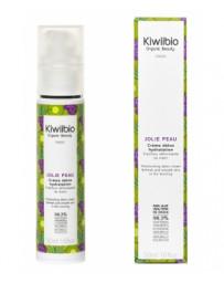 Jolie peau Crème détox hydratation 50ml Kiwii Bio - cosmétique biologique