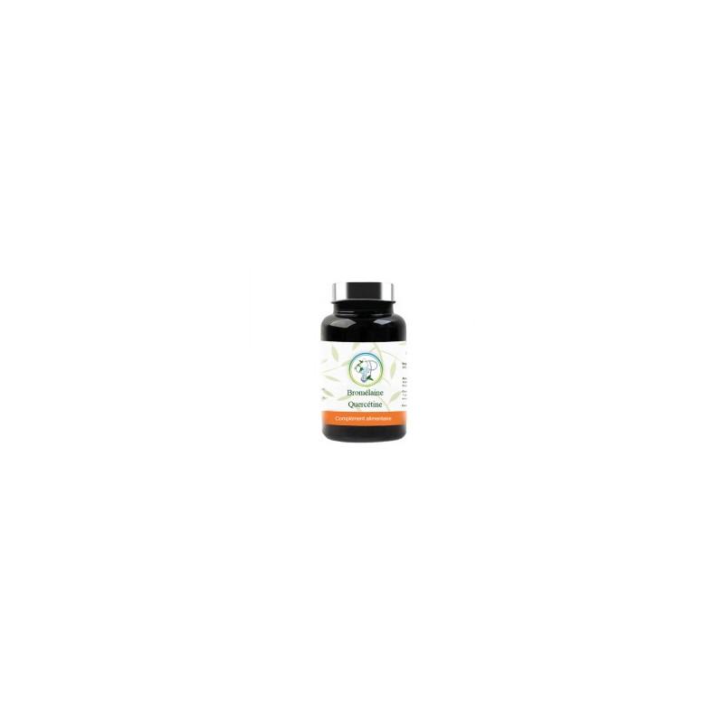 Quercetine 300 mg 90 gélules Planticinal - complément alimentaire