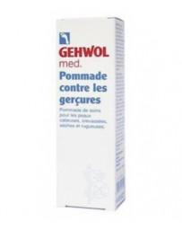 Pommade contre les Gerçures Tube 75ml Gehwol - cosmétique naturel