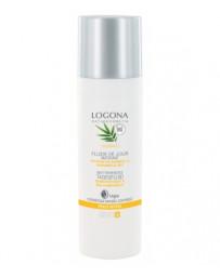 Fluide de jour matifiant Bambou / Hamamélis bio 30 ml Logona - cosmétique biologique