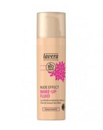 Lavera Nude Effect make up fluid HONEY Sand 03 30ml