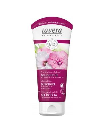 Gel douche Enchantement Floral 200ml Lavera - cosmétique biologique