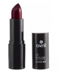 Avril Beauté Rouge à lèvres Cerise burlat n°602 4 ml - rouge à lèvres vegan