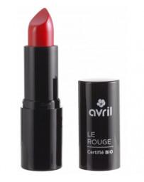 Avril Beauté Rouge à lèvres Coquelicot 597 4 ml maquillage bio Pharma 5 avenue