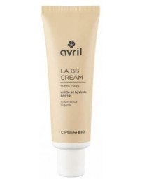 Avril Beauté BB Cream light 30ml bb cream bio Pharma5avenue