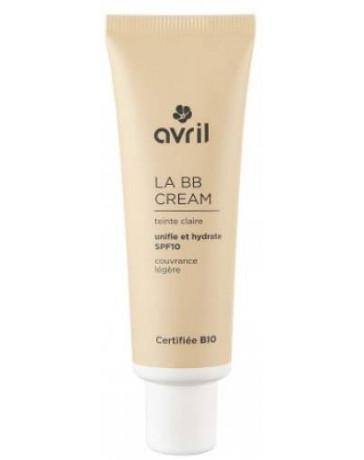 Avril Beauté BB Cream light 30ml bb cream bio Pharma5avenue