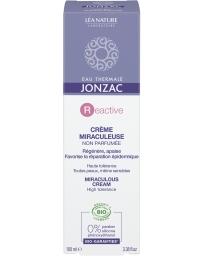 Eau thermale de Jonzac Crème miraculeuse 100 ml, crème hydratante bio, pharma5avenue