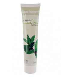 Cosmo Naturel Dentifrice Menthe fraîcheur 75 ml, dentifrice bio, haleine fraiche