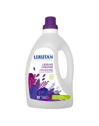 Lerutan Lessive liquide concentrée Savon de Marseille Orange Lavande 1.5 Litre