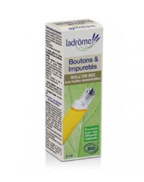 Ladrôme Roll-on Boutons et Impuretés 5 ml, stick boutons d'acné, pharma5avenue