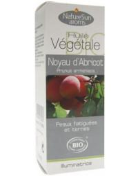 Natursun'aroms Huile de Noyau d'Abricot bio Flacon pompe 50 ml, huile végétale bio, pharma5avenue