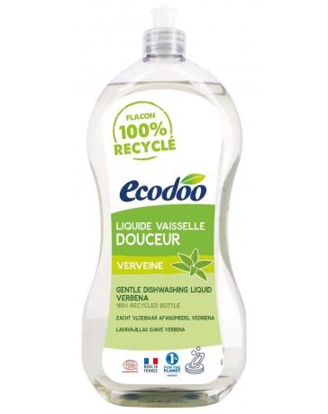 Ecodoo Liquide vaisselle main Aloe Vera Verveine 1 L