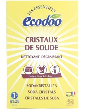 Cristaux de Soude 500g Ecodoo - produit d'entretien ménager, pharma5avenue