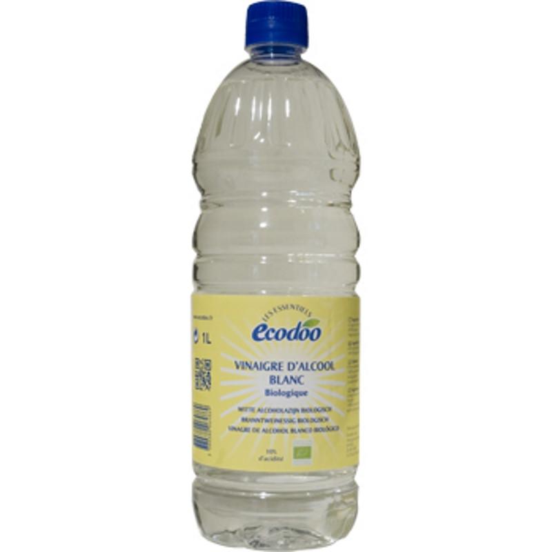 Ecodoo Vinaigre d'alcool blanc 1 L, entretien de la maison, pharma5avenue