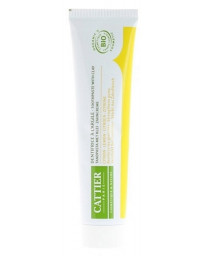 Dentifrice Dentargile Citron gencives irritées 75ml Cattier