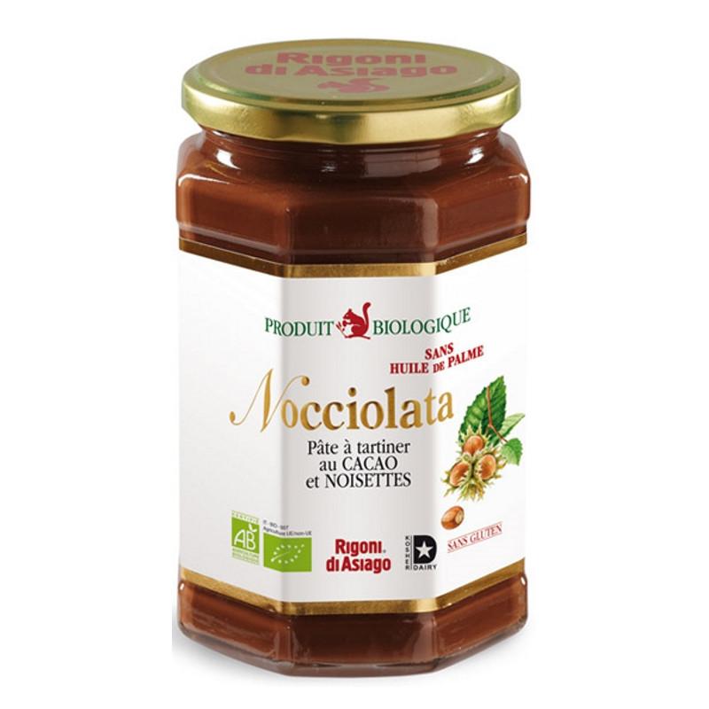 Rigoni di Asiago Nocciolata Pâte à tartiner Bio 700 g